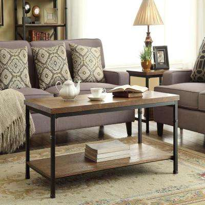 Austin Black Ash Coffee Table
