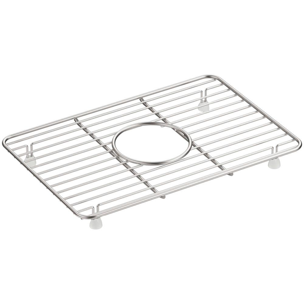Cairn 9.4375 in. x 14 in. Stainless Steel Kitchen Sink Bowl