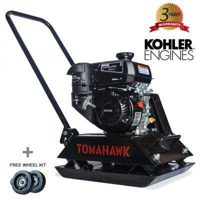 6 HP Kohler Vibratory Plate Compactor for Soil Compaction with 3 Year Warranty