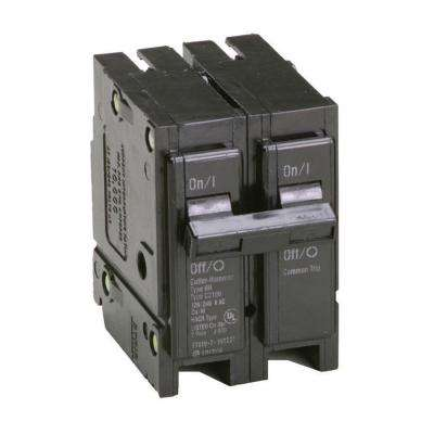 50 Amp 2 in. Double-Pole Type BR Replacement Circuit Breaker