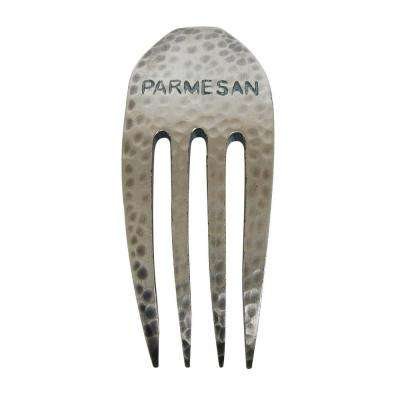 Rustic Parmesan Cheese Fork Marker