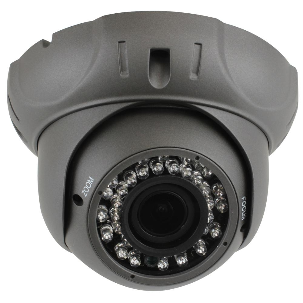 16-Channel HD-Coaxial 5MP Security Surveillance System with 12 Cameras Infrared