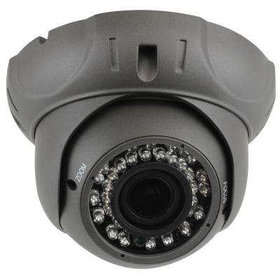 16-Channel HD-Coaxial 5MP Security Surveillance System with 12 Cameras Infrared 110 ft. Distance and 4TB HDD
