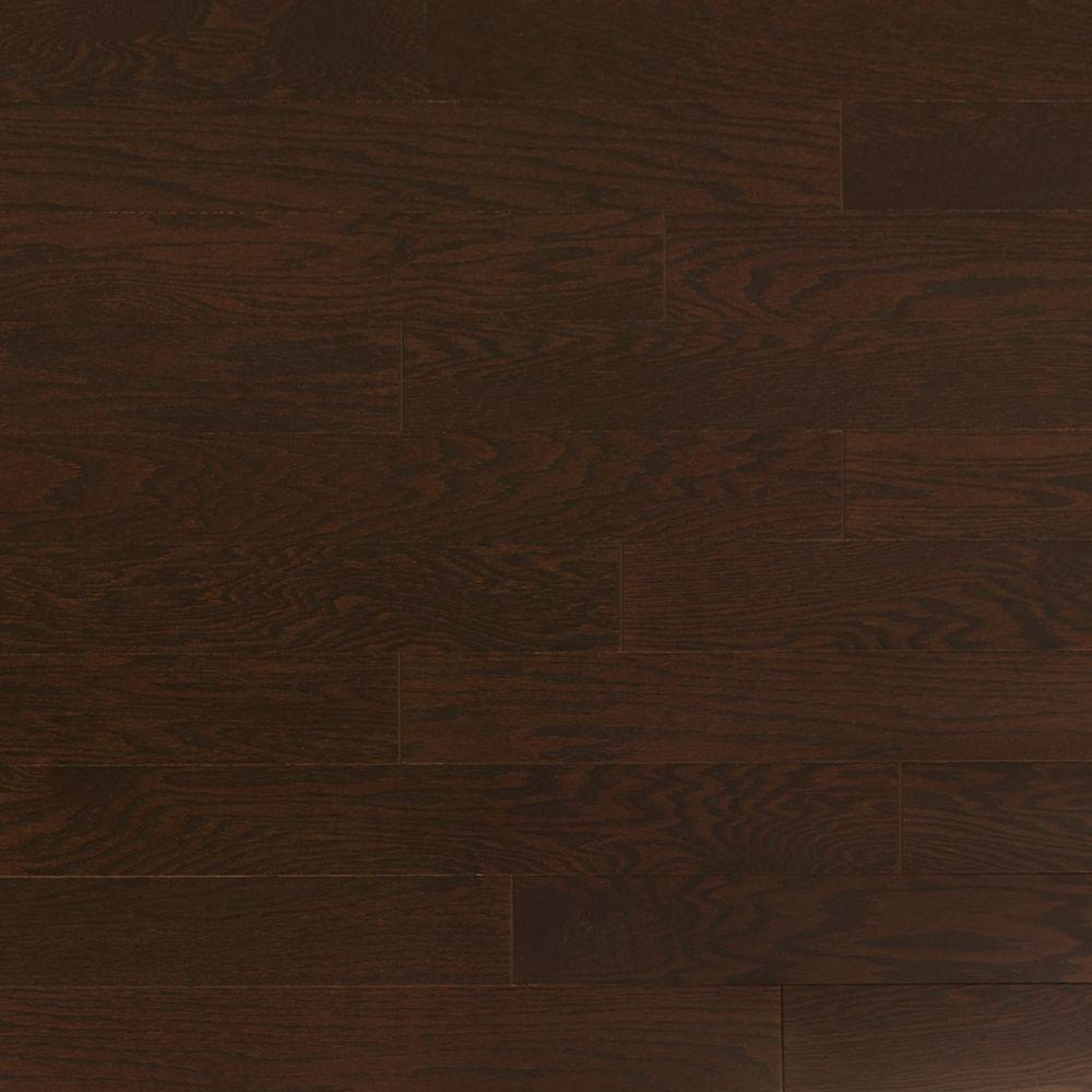 Heritage mill oak obsidian 3 4 in thick x 4 in wide x for Hardwood floors 1000 square feet