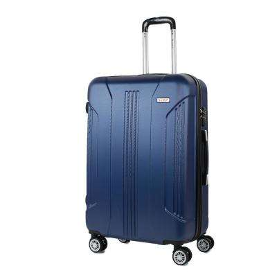 Sierra Navy 26 in. Expandable Hardside Spinner Luggage with TSA Lock