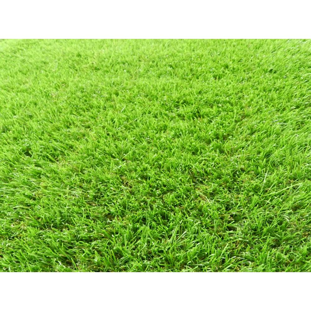TrafficMASTER Artificial Grass Synthetic Lawn Turf Roll Runner 26 in. x Customer Length