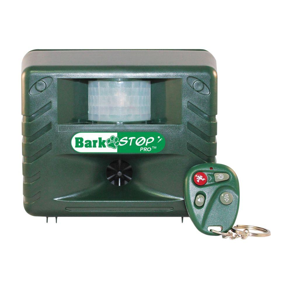 Bark Stop Pro Ultrasonic Bark Deterrent and Animal Pest Repellent with