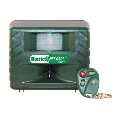 Bark Stop Pro Ultrasonic Bark Deterrent and Animal Pest Repellent with Remote Control