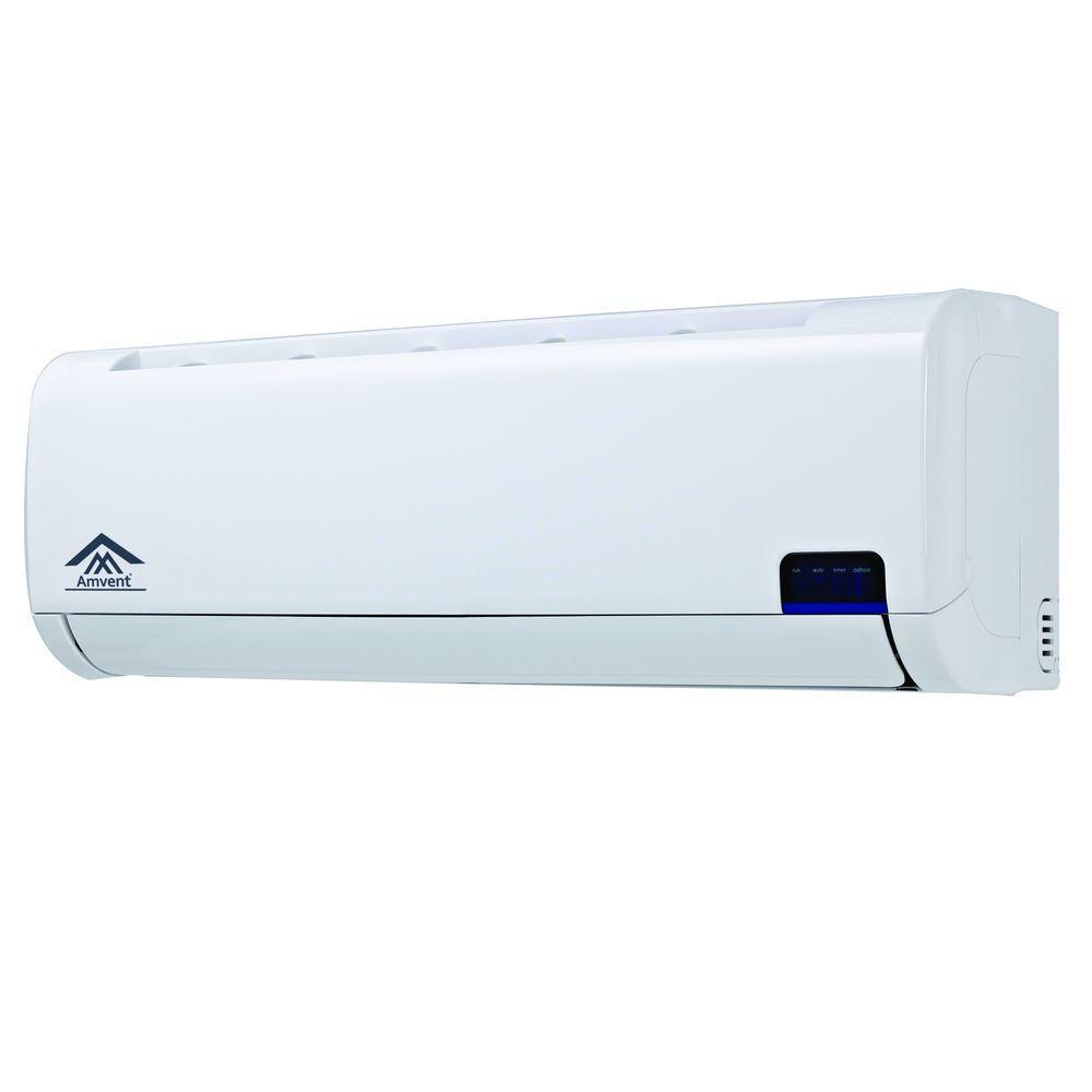 Amvent 12,000 BTU Ductless Mini Split Air Conditioner (Indoor Unit Only)