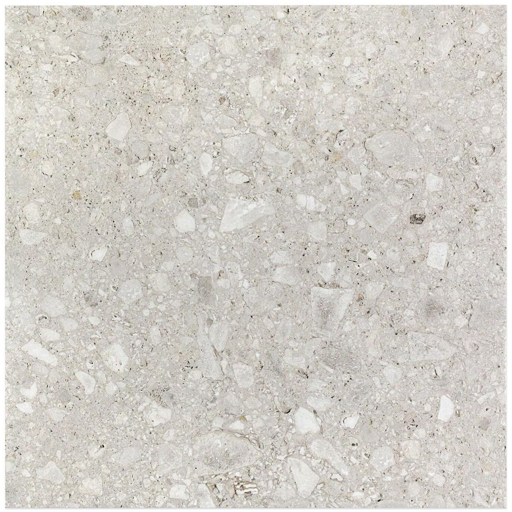 Ivy Hill Tile Rizzo Light Gray 24 In X