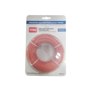 0.095 in. 100 ft. Trimmer Line Replacement for 60-Volt 14 in. / 16 in. String Trimmer