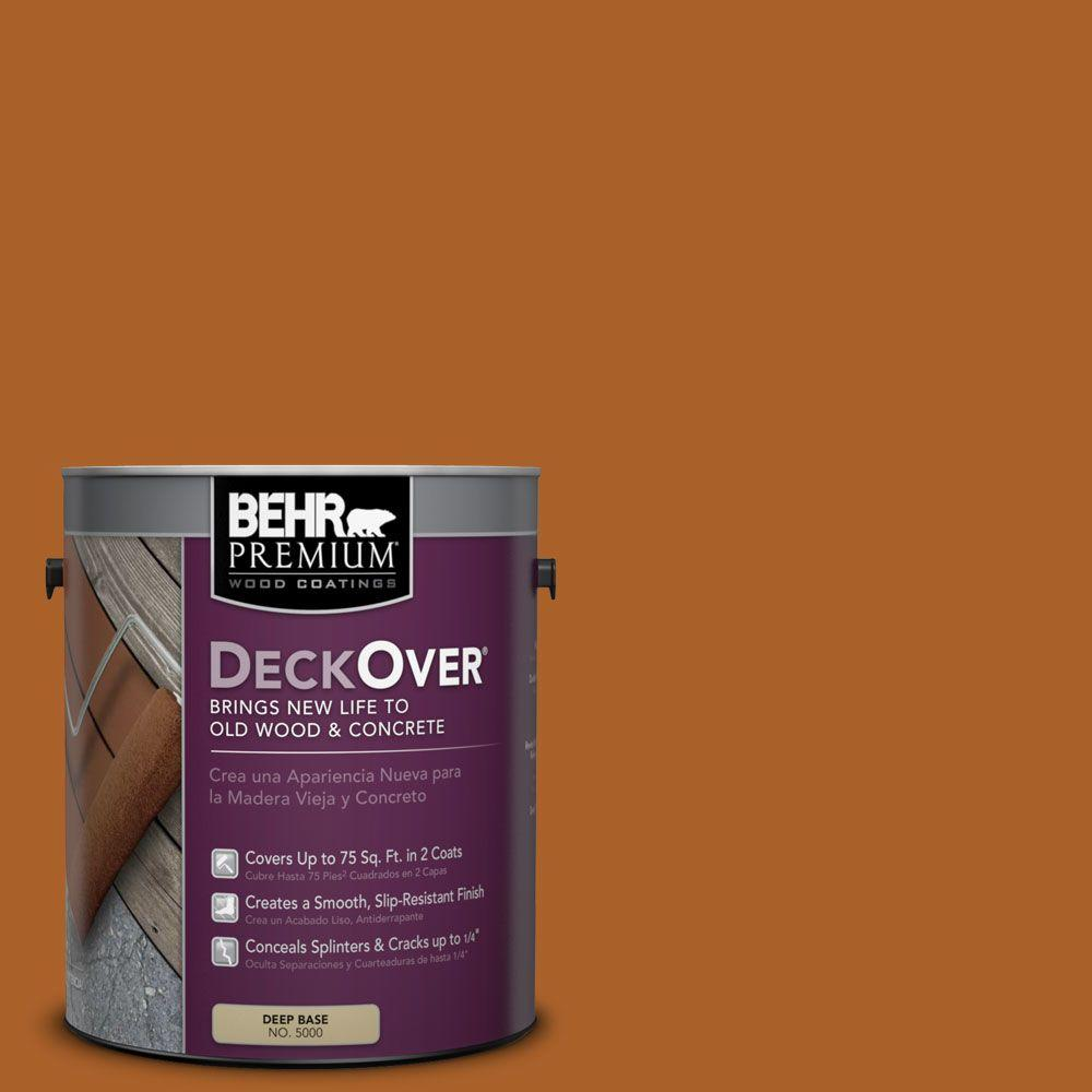 BEHR Premium DeckOver 1 gal. #SC-533 Cedar Naturaltone Wood and Concrete Coating