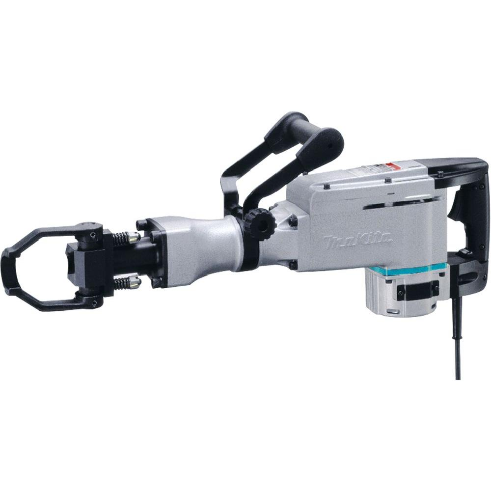 Makita 13.5 Amp 1-1/8 in. Corded Hex Shank 42 lbs. Demolition Hammer Drill with AC/DC Switch and Steel Case