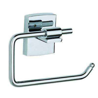 Klaam Toilet Paper Holder-Single Post in Chrome