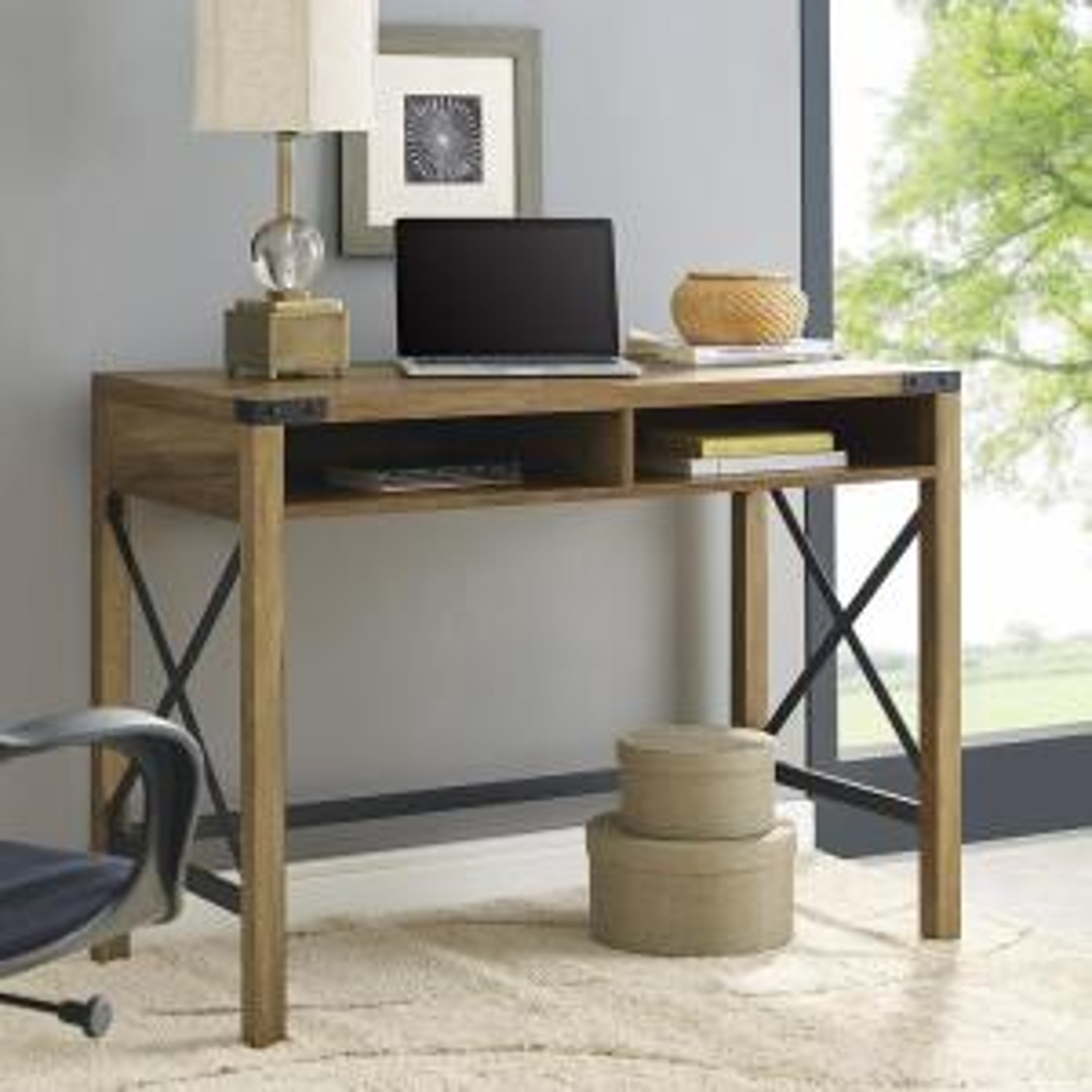 Walker Edison Furniture Company Reclaimed Barnwood Modern ...