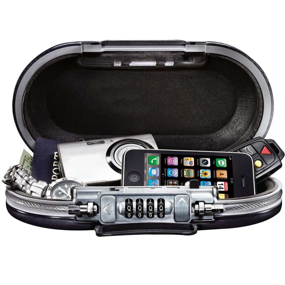 Master Lock SafeSpace Set-Your-Own Combination Portable Safe in ...