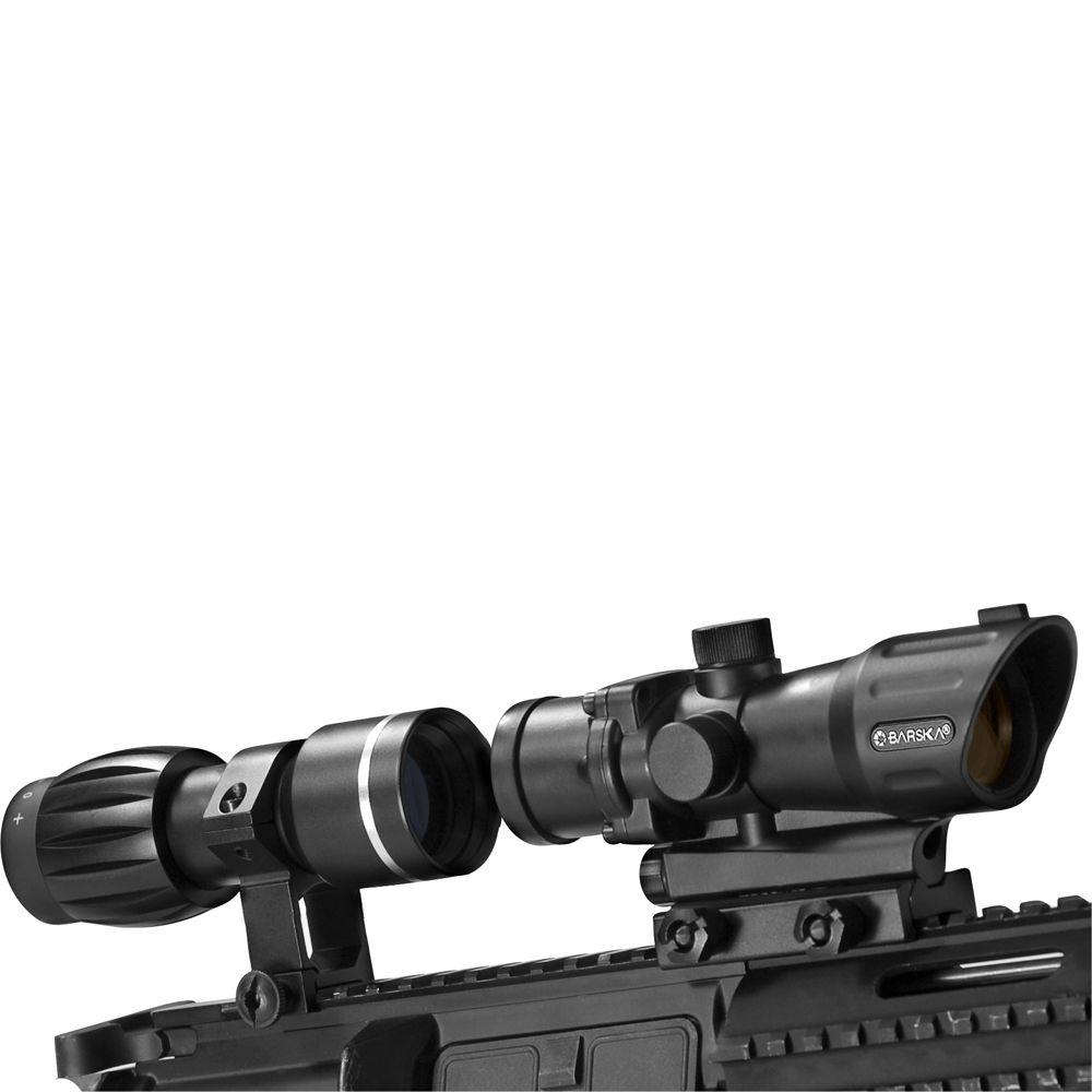 1x30 Hunting M-16 Electro Sight with 3X Magnifier