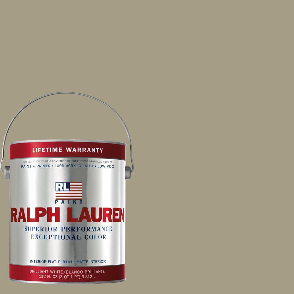 Ralph Lauren 1-gal. Martini Green Flat Interior Paint
