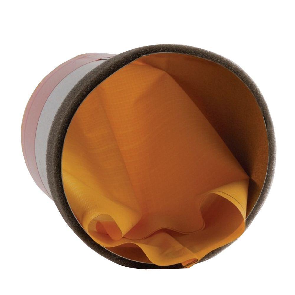 Battic Door Energy Conservation Products Premium 8 In Back Draft Damper
