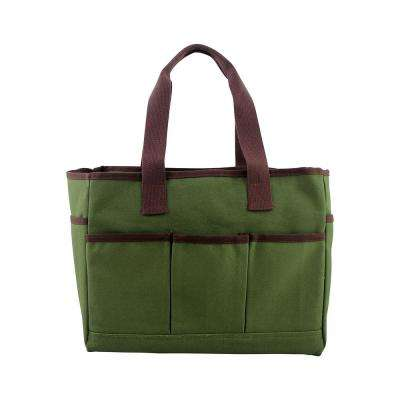 Olive Utility Tote Bag