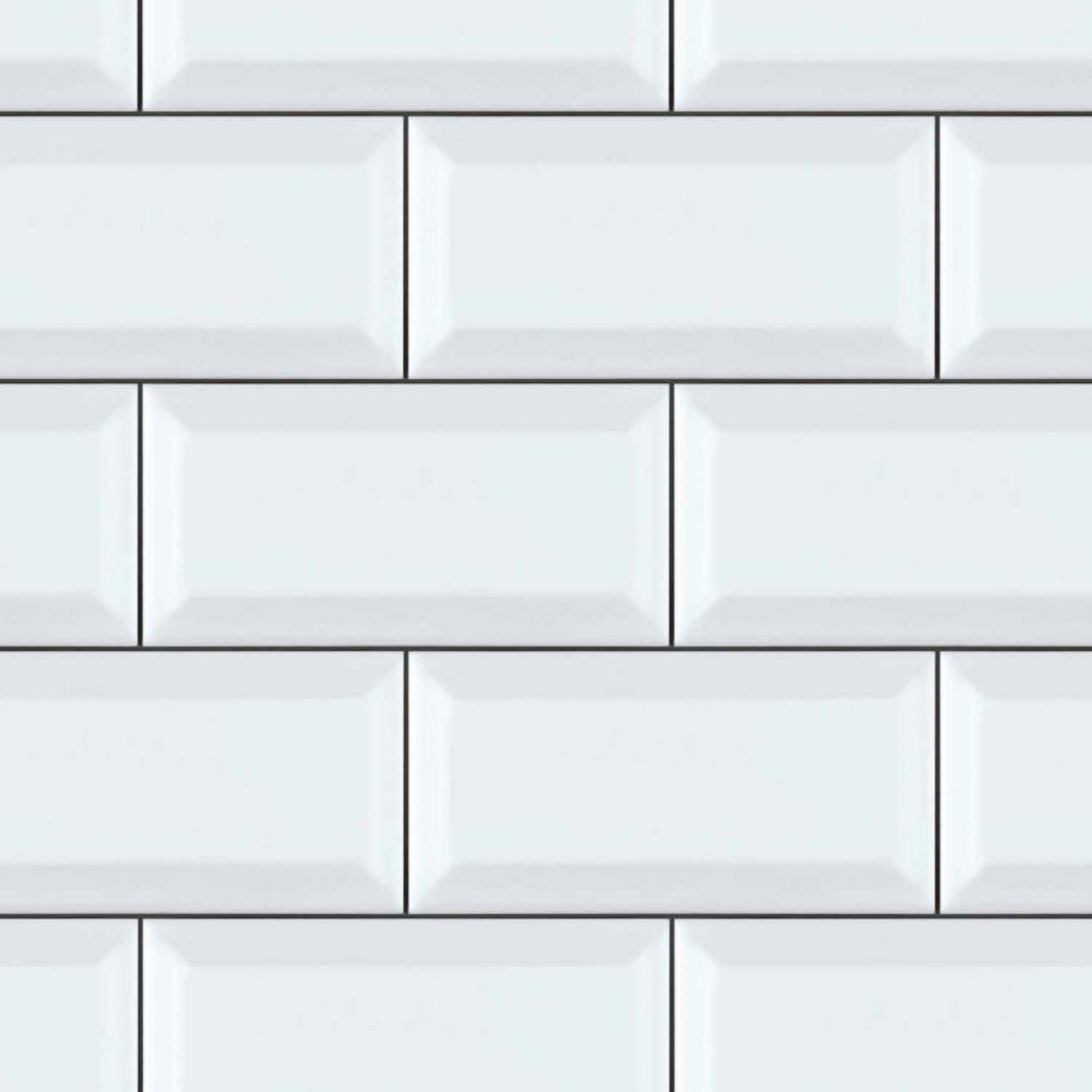 - Wilsonart 19 In. X 120 In. Acrylic Backsplash In Metro White-BSP
