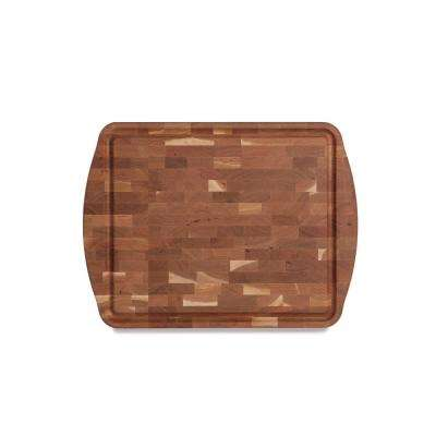 Morgan Cherry End Grain Cutting Board