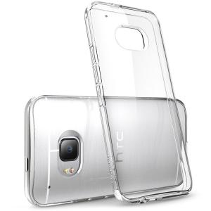i-Blason Halo Scratch Resistant Case for HTC One M9, Clear by