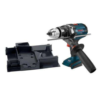 18-Volt 1/2 in. Cordless Drill/Driver with Insert (Tool-Only)