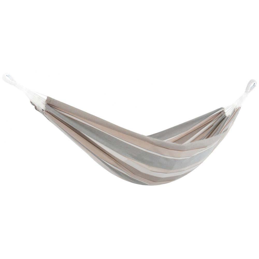 12 ft. Brazilian Sunbrella Hammock Bed in Dove