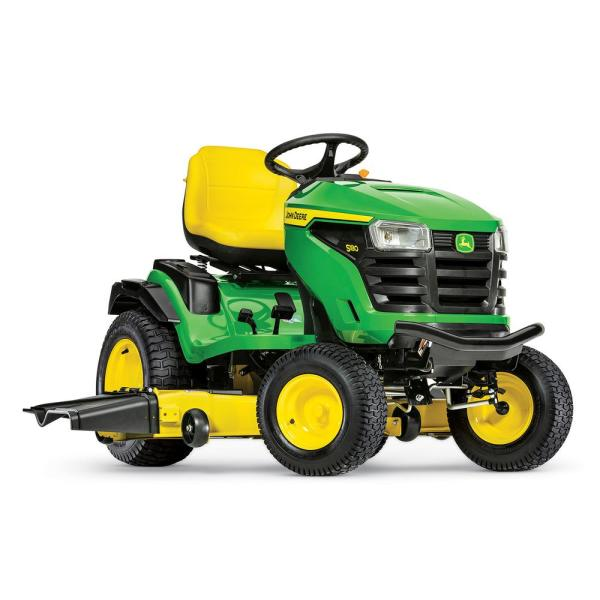 S180 54 in. 24 HP V-Twin ELS Gas Hydrostatic Lawn Tractor - California Compliant