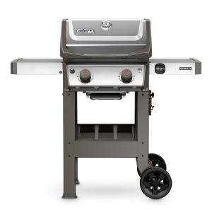 Weber Spirit II S-210 2-Burner Propane Gas Grill Stainless Steel by Weber