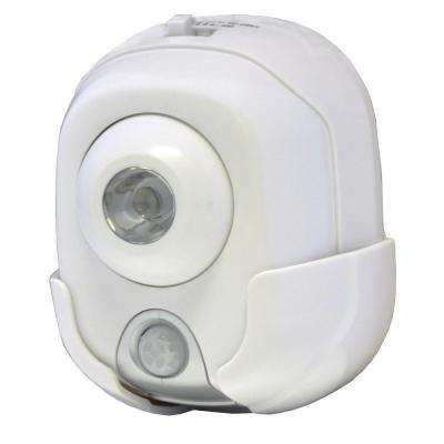Hi-Output White LED Wireless Security Light with Motion Sensor