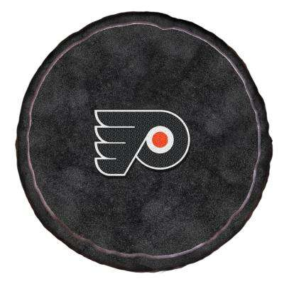 Flyers Multi-Color Polyester 15 in. 3D Sports Pillow