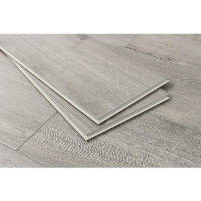Opus Sourced Platinum 9 in. W x 60 in. L WPC Vinyl Plank Flooring (29.92 sq. ft.)