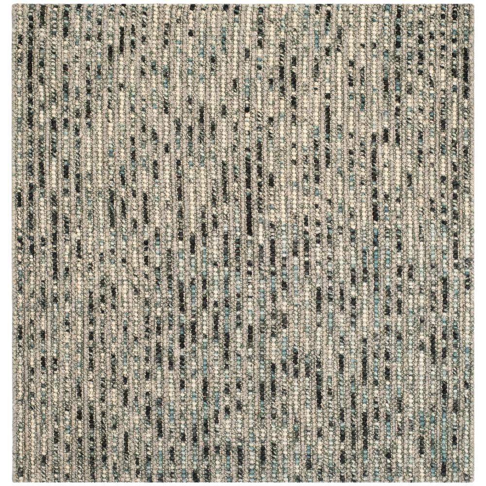 Safavieh Monaco Gray Multi 9 Ft X 9 Ft Square Area Rug