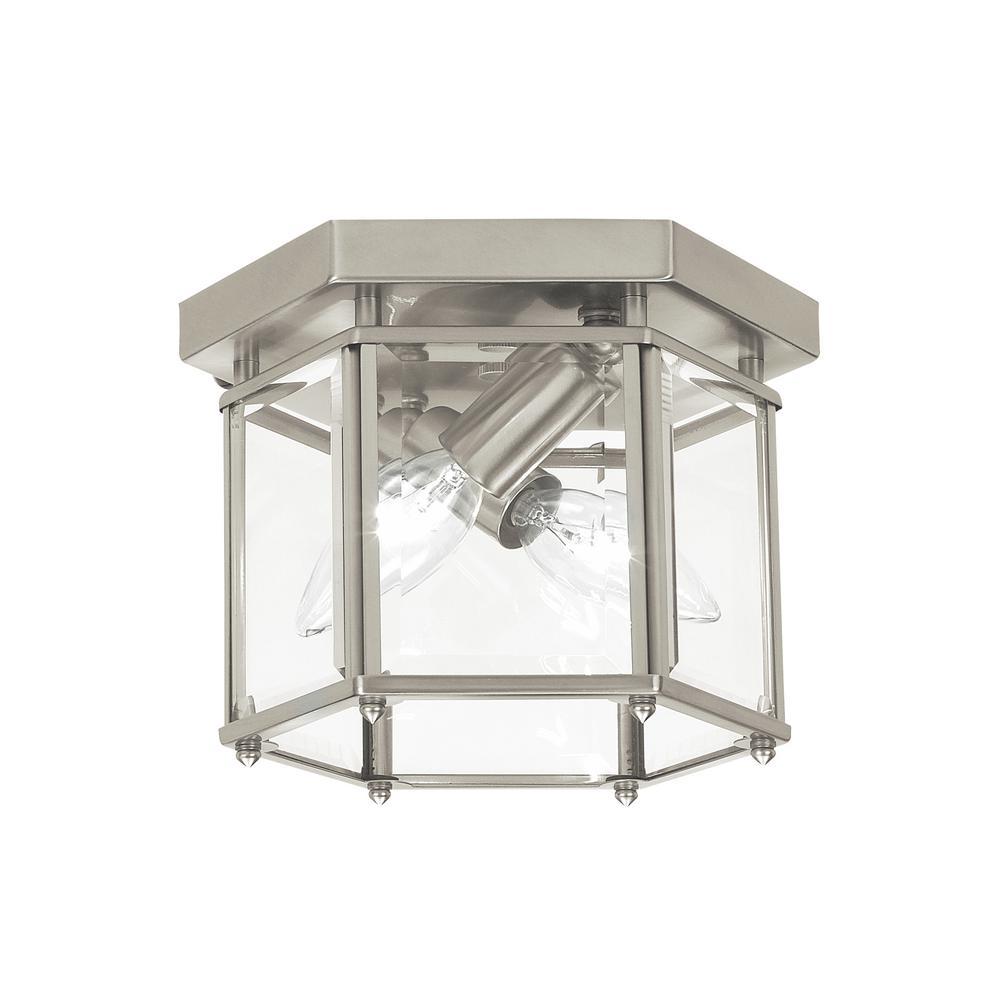 LED - Flushmount Lights - Lighting - The Home Depot