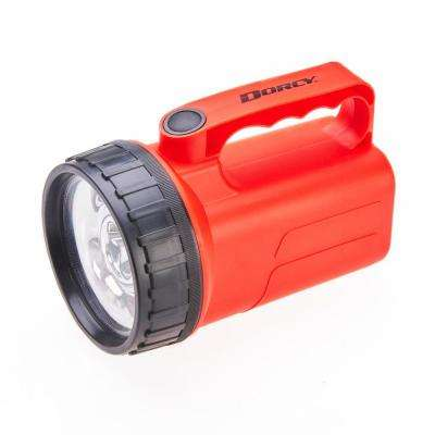 Battery Powered 100 Lumens Floating Lantern in Red
