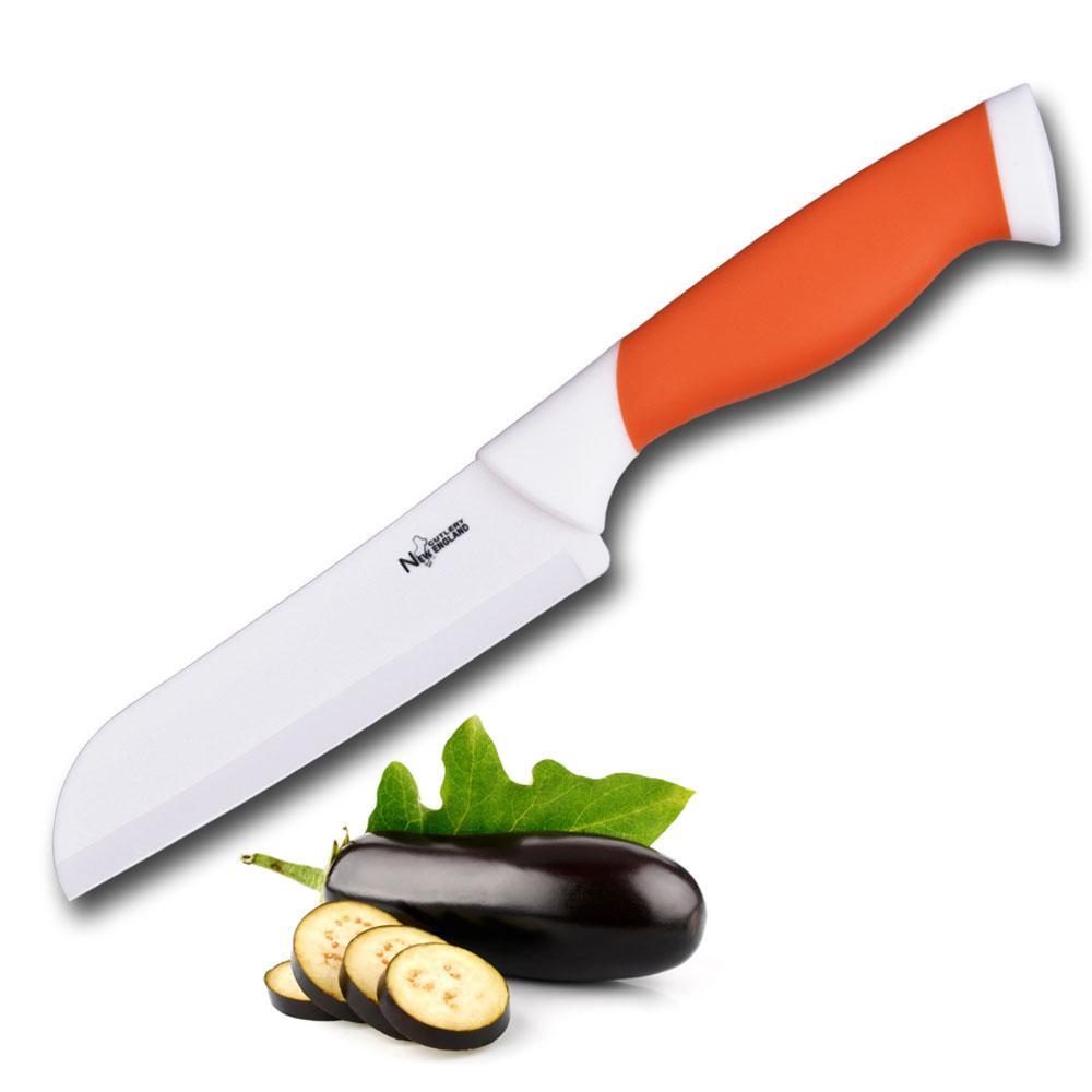 5 in. Ceramic Santoku Knife