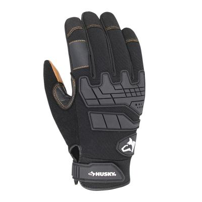 Large Goat Leather Heavy Duty Glove (2-Pack)