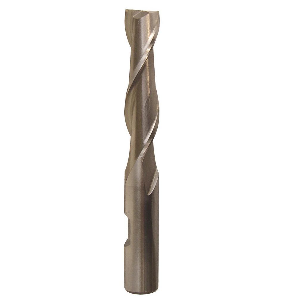 "USA 3//16"" Roughing End Mill 4 Flute 3//8"" Shank COBALT"