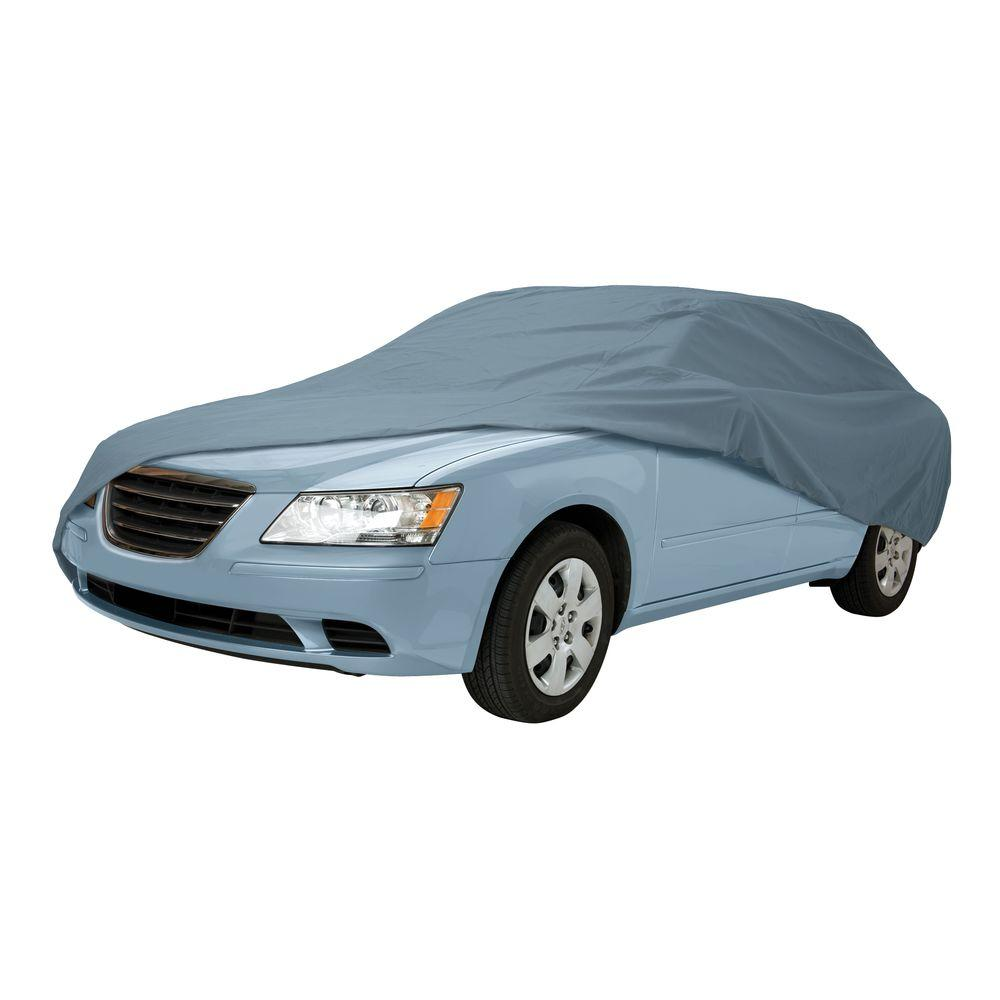 Classic Accessories Compact Hatchback Car Cover-DISCONTINUED