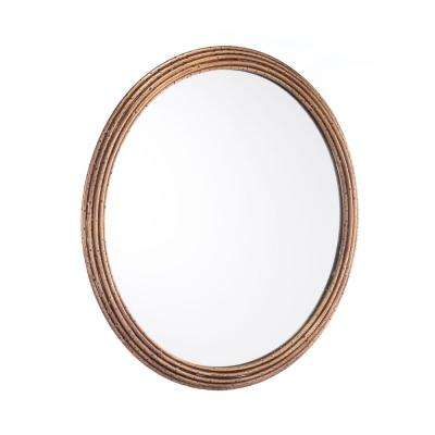 Zero Antique Medium Wall Mirror