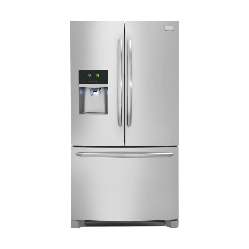 Frigidaire Gallery 27 8 Cu Ft French Door Refrigerator