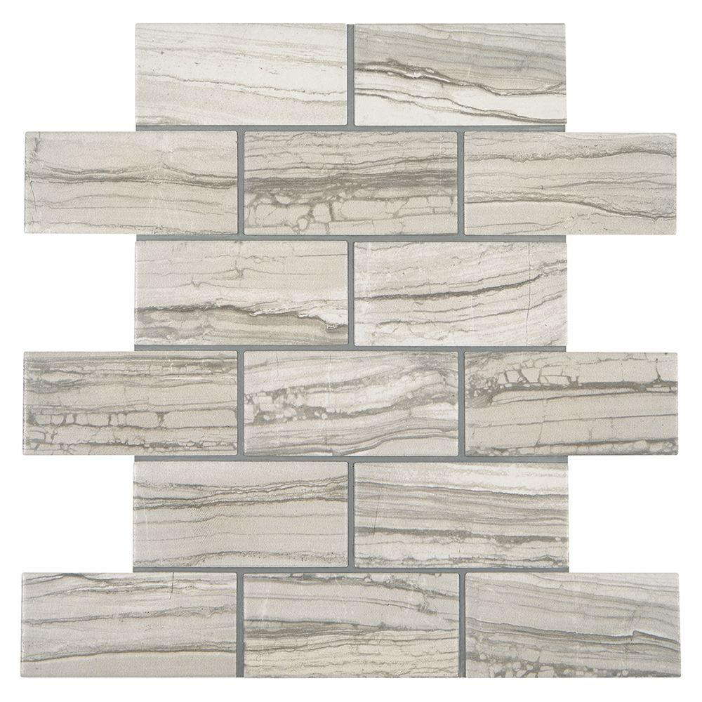 Marazzi vitaelegante grigio 12 in x 12 in x 6 mm ceramic brick marazzi vitaelegante grigio 12 in x 12 in x 6 mm ceramic brick dailygadgetfo Gallery