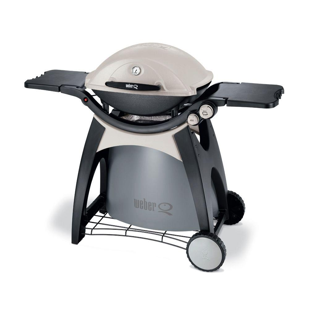 Weber Q-300 Propane Gas Grill-DISCONTINUED