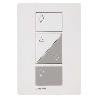 Caseta Wireless Plug-In Lamp Dimmer, White