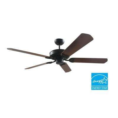 60 in. Roman Bronze Ceiling Fan