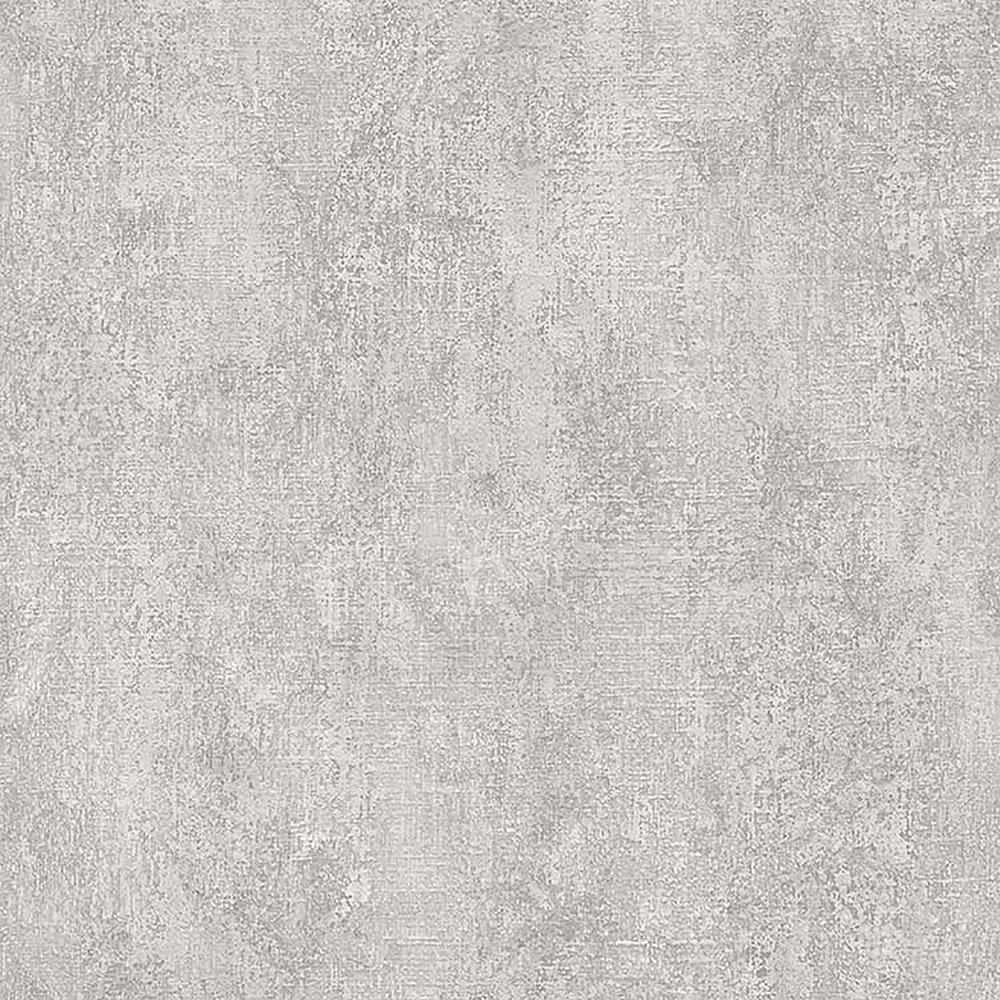 57.8 sq. ft. Ariana Grey Texture Wallpaper