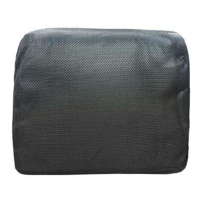 Hot Tub Booster and Seat Spa Cushion in Black