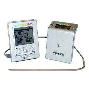 Click here to buy CDN Digital Food Thermometer with Timer by CDN.